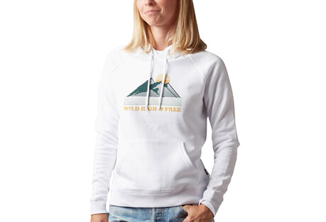 Arbor Mountain High Pullover Hoody - Women's