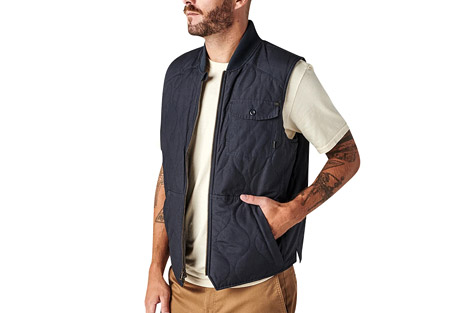 Arbor Crosscut Vest - Men's