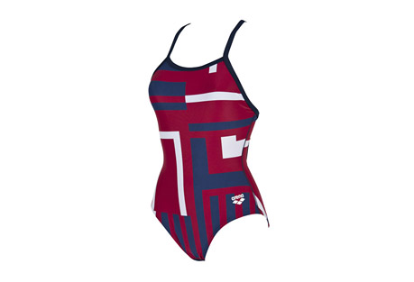Arena Electron One Piece Smooth Back - Women's
