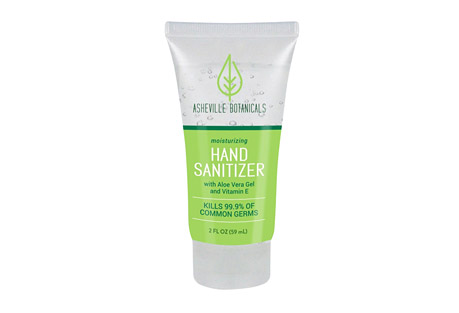 Asheville Botanicals Hand Sanitizer - 2oz Tube