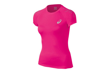 ASICS Stripe SS Top - Women's