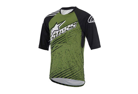 alpinestars Sight Mercury Short Sleeve Jersey - Men's