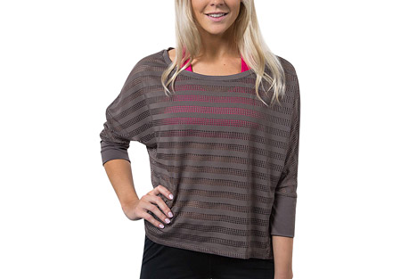 Alex + Abby Flow Dolman Stripe T - Women's