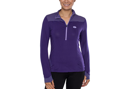 Alex + Abby Triumph 1/4 Zip Pullover - Women's