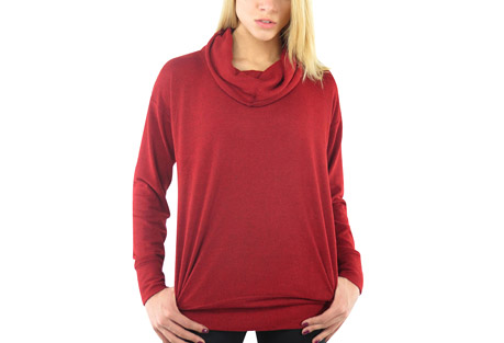 Alex + Abby Aspire Weekender Funnel Sweater - Women's