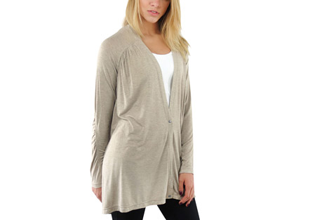 Alex + Abby Essence Long Sleeve Wrap - Women's