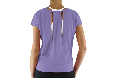 Alex + Abby Open Back Tee - Women's