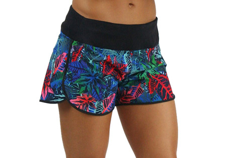 BOA Stamina Stretch Run Short - Women's