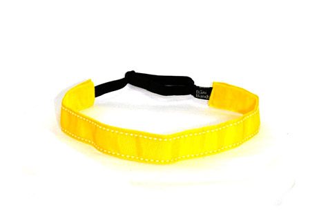 Bani Bands Prep School Yellow Headband
