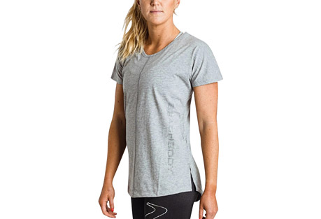 Beachbody Go-To Tri Blend GFX Logo Tee - Women's