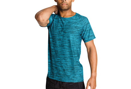Beachbody Energy Barcode Tech Tee SS - Men's