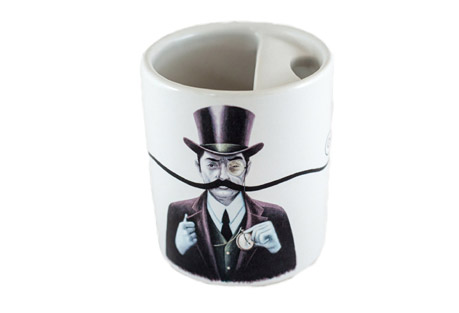 Bucardo Turn of the Century Man Mug