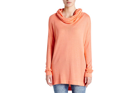 Bench Depict Long Sleeve with Shawl Collar - Women's