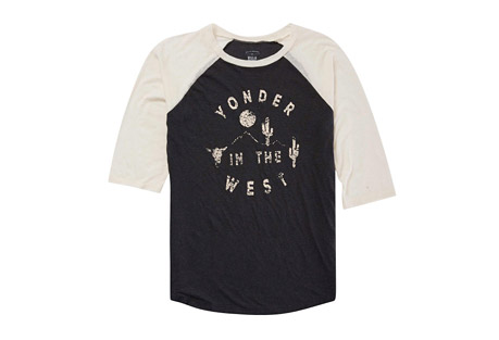 Billabong Yonder West Baseball Tee - Women's