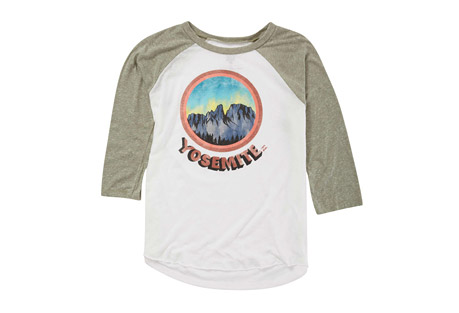 Billabong Yosemite Baseball Tee - Women's