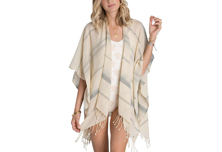 Billabong Southside Breeze Poncho Scarf