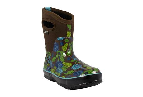 BOGS Classic Rose Garden Mid Boots - Women's