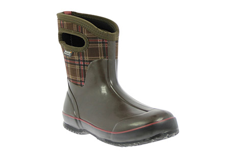 BOGS Classic Winter Plaid Mid Boots - Women's