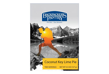 Backpacker's Pantry Coconut Key Lime Pie - Case of 6 Packs