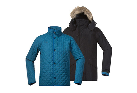 Bergans Aune 3 in 1 Jacket - Men's