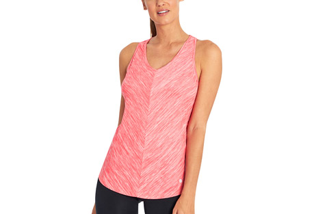 Bally Total Fitness Mittered Singlet - Women's