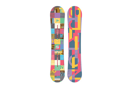 Burton Feather Snowboard 2017 - Women's 144cm