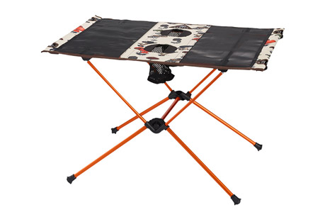 Burton x Big Agnes Shrooms Table