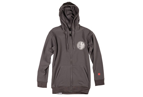 CandyGrind Embassy Tech Zip Hoodie - Men's