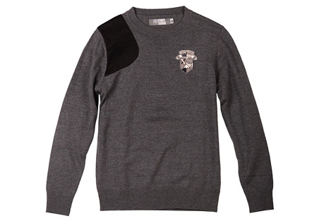 CandyGrind Crest Sweater - Men's