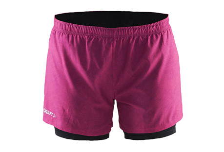 Craft Focus 2-In-1 Shorts - Women's