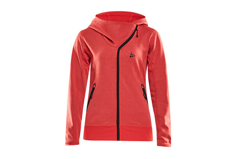 Craft Sports Fleece Asymmetric Midlayer - Women's