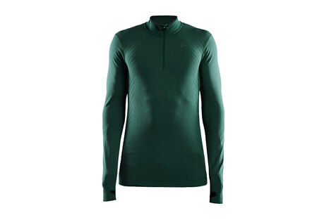 Craft FuseKnit Comfort Zip Neck Baselayer - Men's
