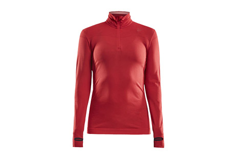 Craft FuseKnit Comfort Zip Baselayer - Women's
