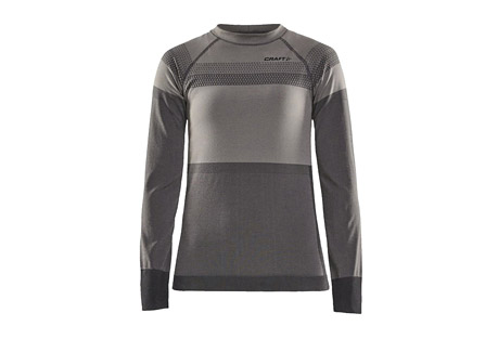Craft Warm Intensity Crewneck Baselayer - Women's