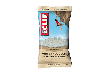 CLIF White Chocolate Macadamia Nut Bar - Box of 12