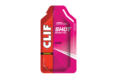 CLIF Razz Shot Energy Gel - Box of 24