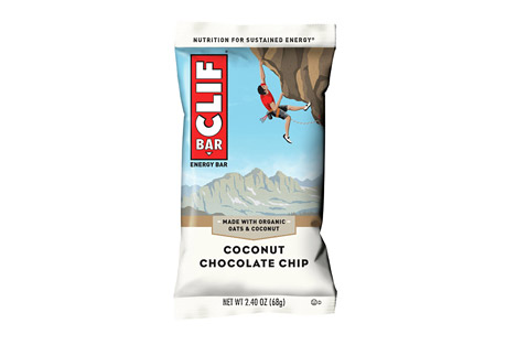 CLIF Coconut Chocolate Chip Bar - Box of 12