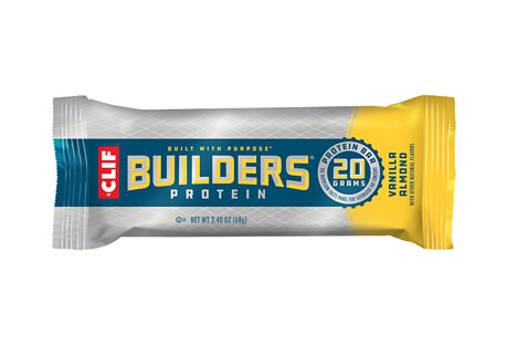 CLIF Vanilla Almond 20g Builders Bar - Box of 12