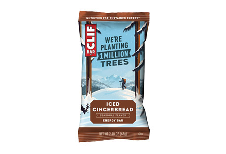 CLIF Iced Gingerbread Bar - Box of 12