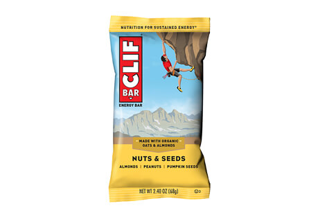 CLIF Nuts & Seeds Bar - Box of 12