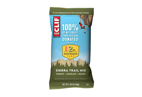 CLIF Sierra Trail Mix Bar - Box of 12