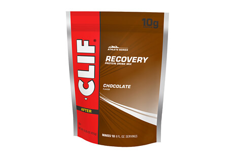 CLIF Chocolate Recovery Protein Drink Mix Pouch - 10 Servings