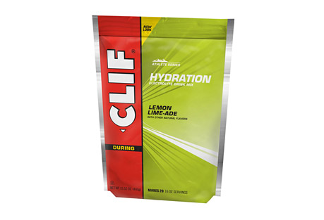 CLIF Lemon Lime-Ade Hydration Electrolyte Drink Mix Pouch - 20 Servings