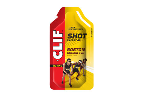 CLIF Boston Cream Pie Shot Energy Gel - Box of 24