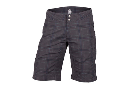 Club Ride Ventura Plaid Short - Women's