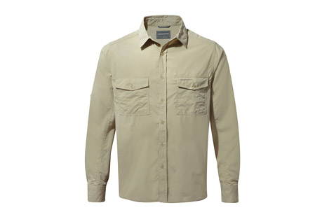 Craghoppers Kiwi LS Shirt - Men's