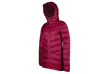 CIRQ Raven 700 Long Down Jacket - Women's