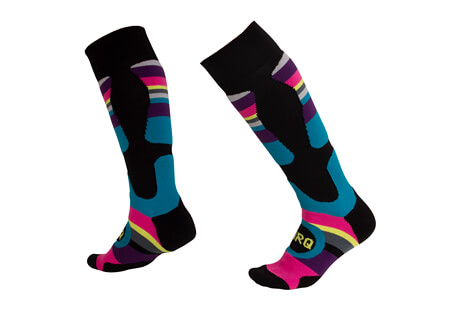 CIRQ Side Country Snowboard Sock - Women's
