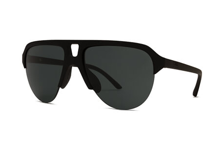 CIRQ Sykes Aviator Polarized Sunglasses