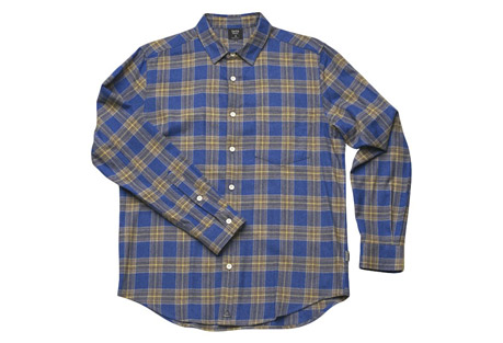 Catch Surf Shasta L/S Flannel - Men's